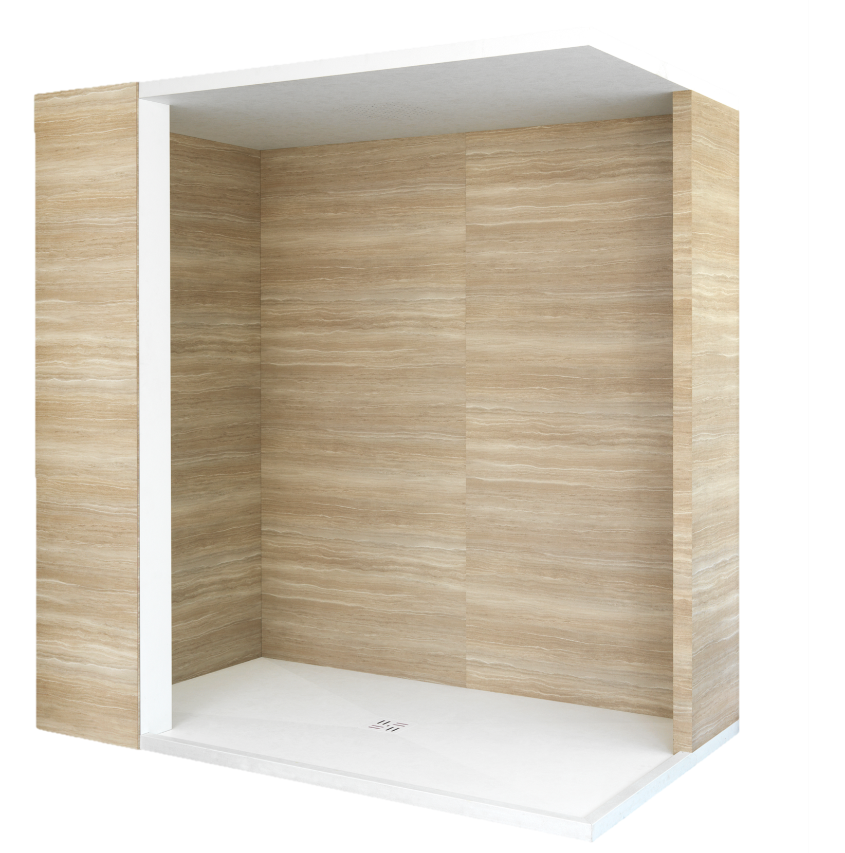 Shower trays - Cossolid